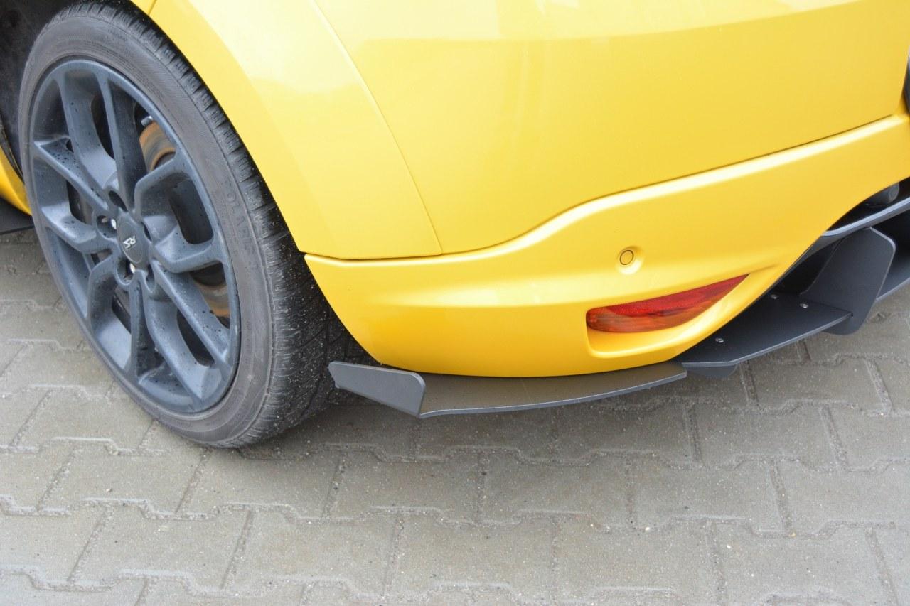 Splittery Tylne Boczne Renault Megane III RS - GRUBYGARAGE - Sklep Tuningowy